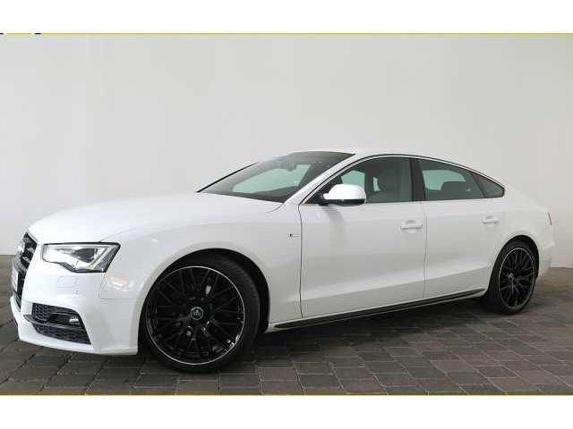 Vendido Audi A5 Sportback 2 0tdi S Li