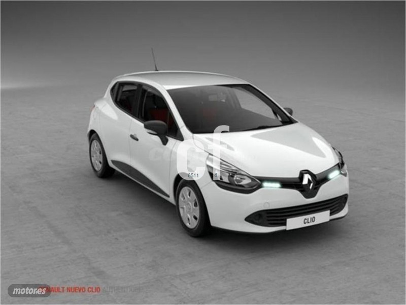 vendido renault clio life 1 2 16v 75 coches usados en venta. Black Bedroom Furniture Sets. Home Design Ideas