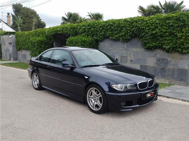 vendido bmw 320 cd e46 150cv xenon coches usados en venta. Black Bedroom Furniture Sets. Home Design Ideas