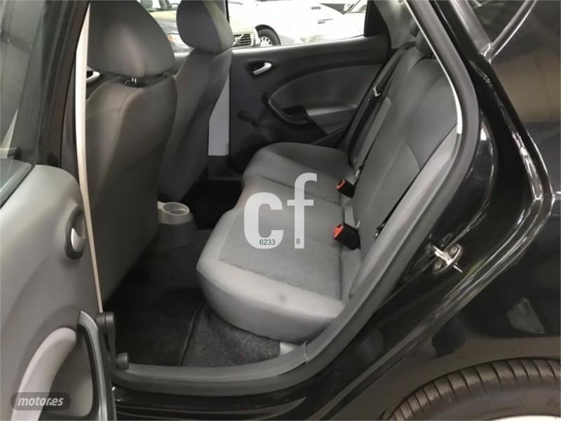 vendido seat ibiza 1 4 tdi 80cv ecomo coches usados en venta. Black Bedroom Furniture Sets. Home Design Ideas