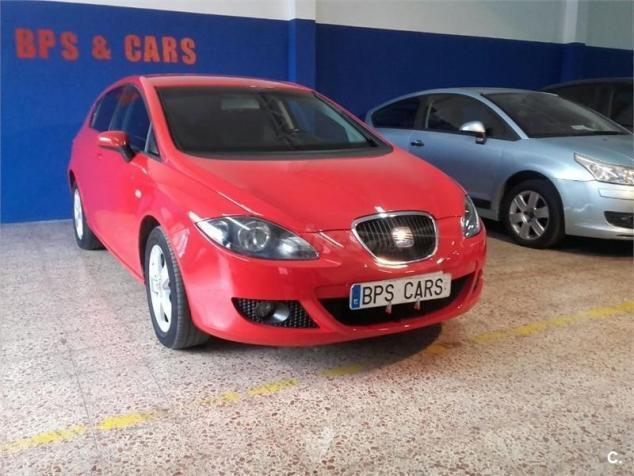 vendido seat leon 1 9 tdi 105cv sport coches usados en venta. Black Bedroom Furniture Sets. Home Design Ideas