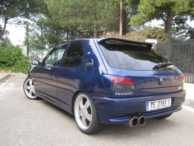 Vendido Peugeot 306 Gti 16v 167cv Coches Usados En Venta