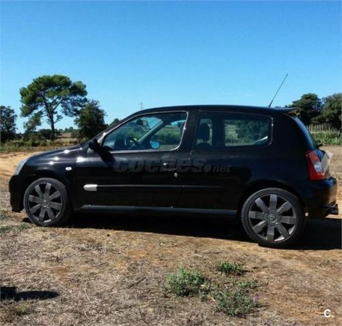 Vendido Renault Clio Sport Team 2.0 1.
