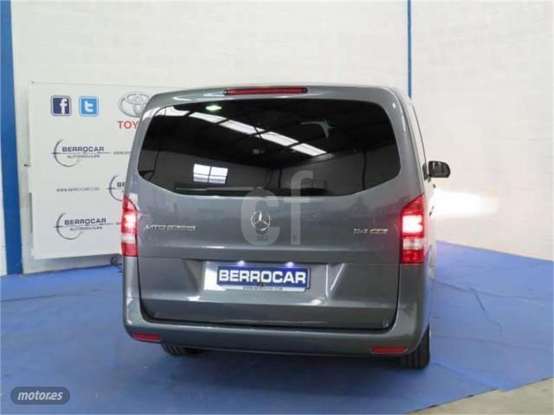 Vendido Mercedes Vito 160 d Marco Pol. - coches usados en venta