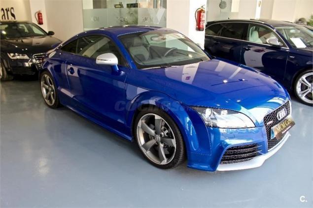 Vendido Audi Tt Rs Coupe 25 Tfsi 340 Coches Usados En Venta