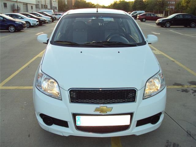 Vendido Chevrolet Aveo 12i 16v Ls 3 Coches Usados En Venta