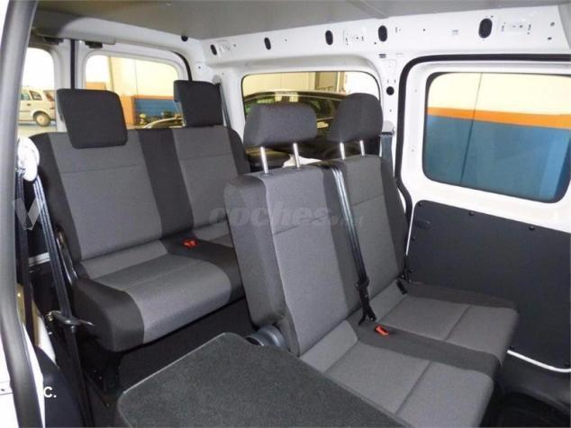 vendido vw caddy maxi beach 2 0 tdi s coches usados en venta. Black Bedroom Furniture Sets. Home Design Ideas