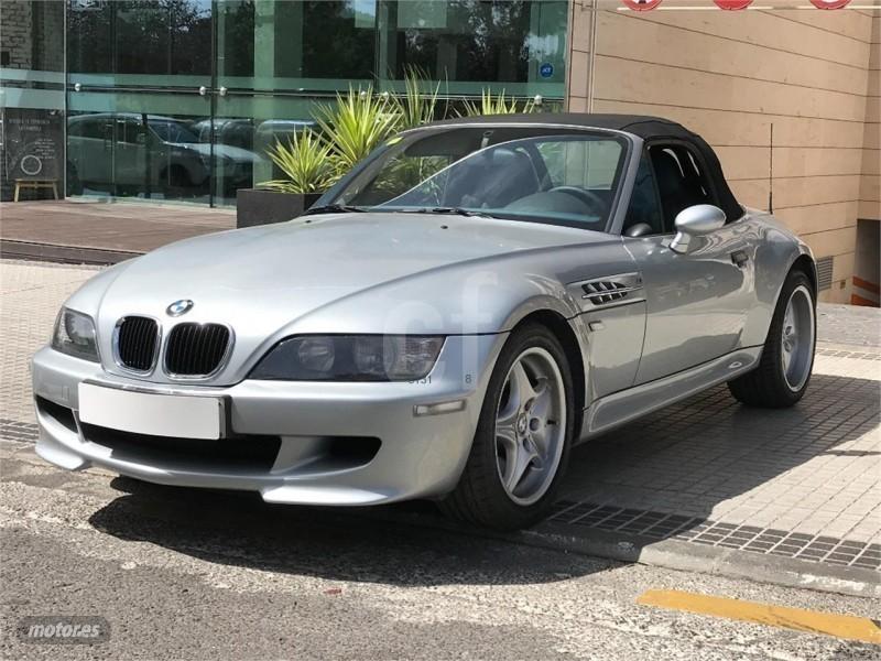 vendido bmw z3 m roadster cambio man coches usados en venta rh autouncle es BMW Z4 Concept 2000 BMW Z3