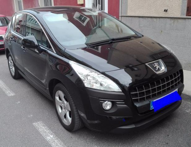 vendido peugeot 3008 access 1 6 hdi 1 coches usados en venta. Black Bedroom Furniture Sets. Home Design Ideas