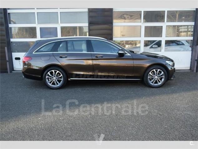 Vendido mercedes c220 clase cbluetec coches usados en - Mercedes benz azuqueca de henares ...