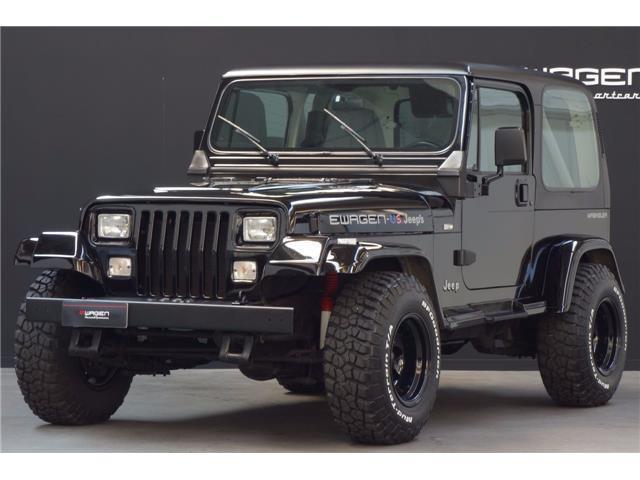vendido jeep wrangler yj 4 0 bigfoot coches usados en venta. Black Bedroom Furniture Sets. Home Design Ideas