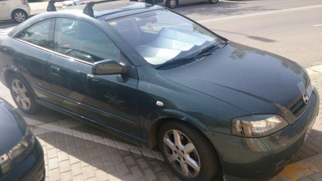 vendido opel astra 1 8 16v bertone 01 coches usados en venta. Black Bedroom Furniture Sets. Home Design Ideas
