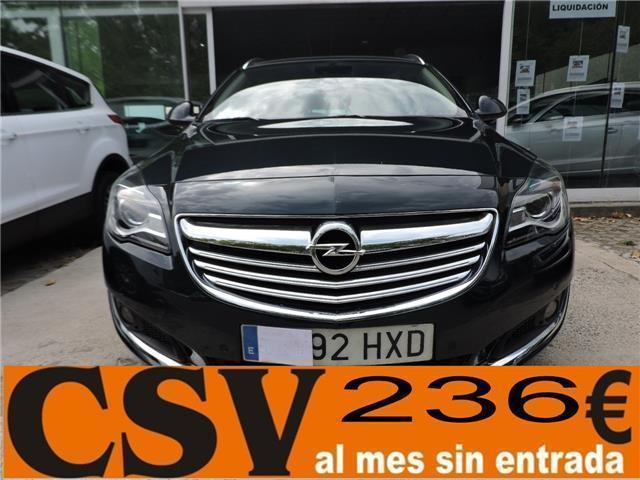 vendido opel insignia st 2 0cdti ecof coches usados en venta. Black Bedroom Furniture Sets. Home Design Ideas