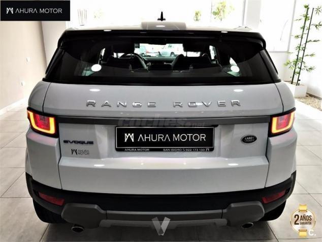 Vendido Land Rover Range Rover Evoque Coches Usados En