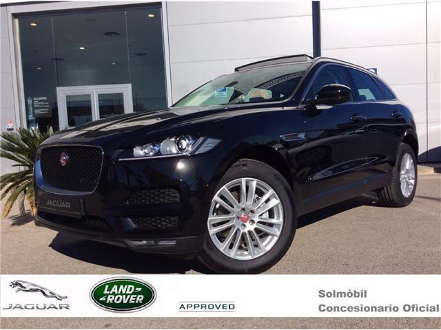 vendido jaguar f-pace 2.0i4d 180cv pr. - coches usados en venta