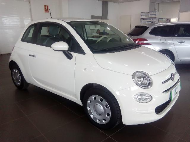 vendido fiat 500 1 2 pop 69 3p coches usados en venta. Black Bedroom Furniture Sets. Home Design Ideas