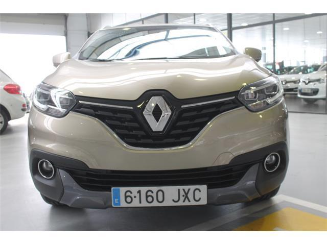 vendido renault kadjar 1 2 tce energy coches usados en venta. Black Bedroom Furniture Sets. Home Design Ideas