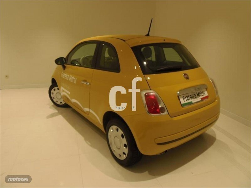 vendido fiat 500 1 2 8v 69 cv pop coches usados en venta autouncle. Black Bedroom Furniture Sets. Home Design Ideas