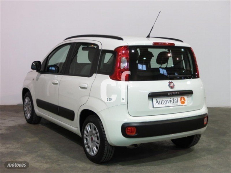 vendido fiat panda 1 2 lounge 69cv eu coches usados en venta. Black Bedroom Furniture Sets. Home Design Ideas