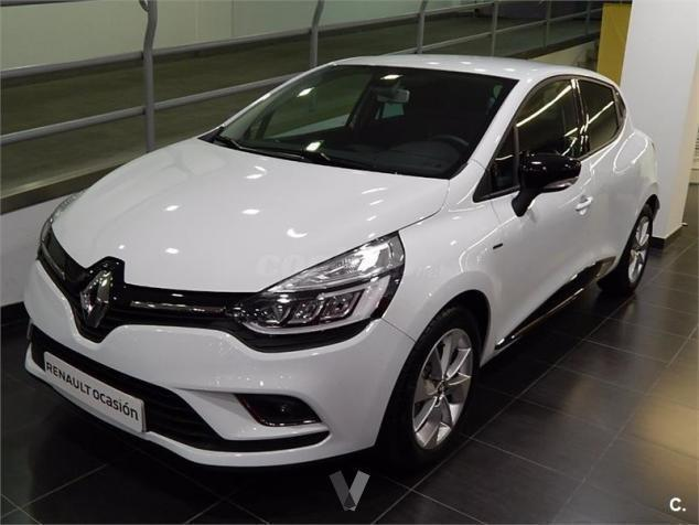 vendido renault clio limited energy t