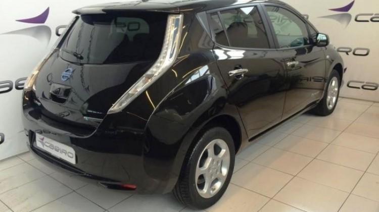 vendido nissan leaf visia 109cv 2015 coches usados en. Black Bedroom Furniture Sets. Home Design Ideas