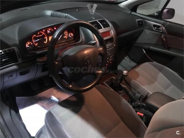 vendido peugeot 407 sw st confort 2 0 coches usados en venta. Black Bedroom Furniture Sets. Home Design Ideas