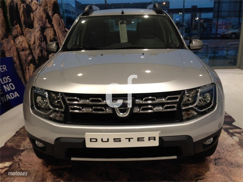 vendido dacia duster laureate tce 92k coches usados en venta. Black Bedroom Furniture Sets. Home Design Ideas