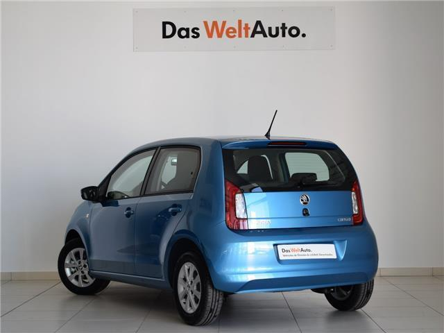 vendido skoda citigo 1 0 mpi ambition coches usados en venta. Black Bedroom Furniture Sets. Home Design Ideas