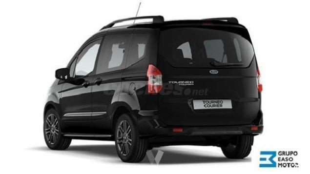 vendido ford tourneo courier 1 0 ecob coches usados en. Black Bedroom Furniture Sets. Home Design Ideas
