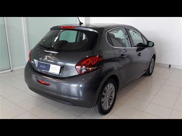 vendido peugeot 208 2085p allure 1 2l coches usados en venta. Black Bedroom Furniture Sets. Home Design Ideas