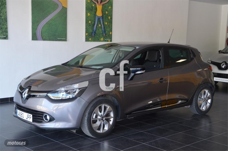 vendido renault clio limited energy t coches usados en venta. Black Bedroom Furniture Sets. Home Design Ideas