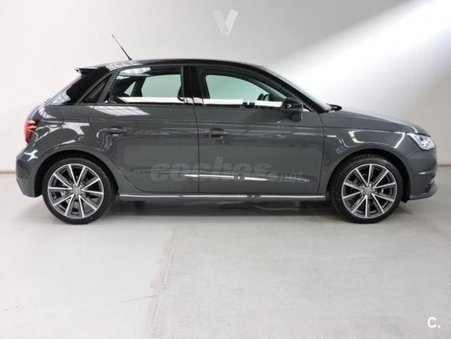vendido audi a1 sportback 1 4 tdi 90c coches usados en venta. Black Bedroom Furniture Sets. Home Design Ideas