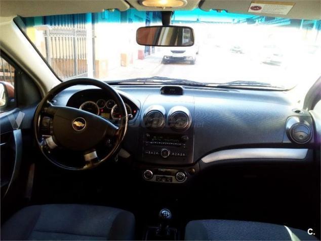 Vendido Chevrolet Aveo 14 16v Lt 4p Coches Usados En Venta