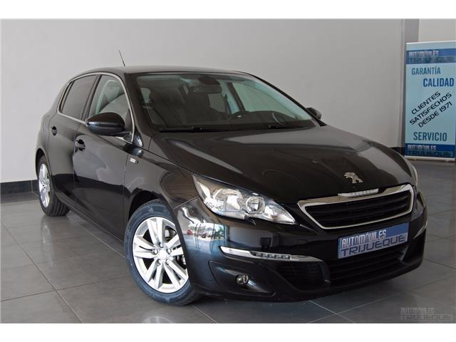 vendido peugeot 308 sw 1 6hdi access coches usados en venta. Black Bedroom Furniture Sets. Home Design Ideas