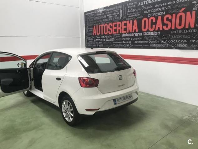 vendido seat ibiza 1 6 tdi 105cv fr 5 coches usados en venta. Black Bedroom Furniture Sets. Home Design Ideas