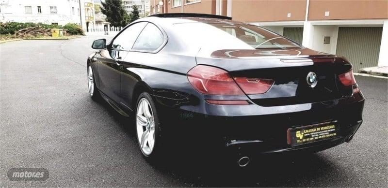 Vendido BMW 640 Serie 6 d - coches usados en venta
