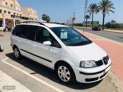 usado Seat Alhambra 2.0 TDI 140cv Sport