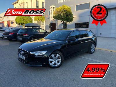brugt Audi A6 Avant 3.0TDI quattro S-Tronic 245