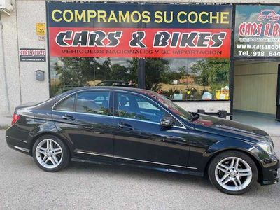 usado Mercedes C180 CDI BE Sport Edition 7G Plus