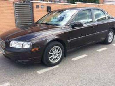 usado Volvo S80 Gasolina