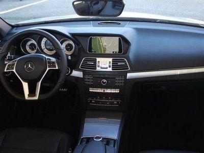 usado Mercedes E250 Cabrio d 9G-Tronic - AMG LINE - NIGHT - HARMAN