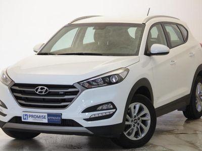 usado Hyundai Tucson 1.7CRDI BD Klass 4x2