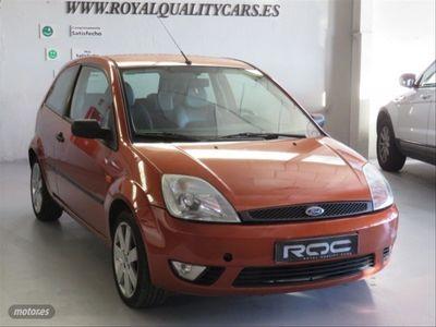 usado Ford Fiesta 1.4 TDCi Trend*MANTENIMIENTO AL DIA*