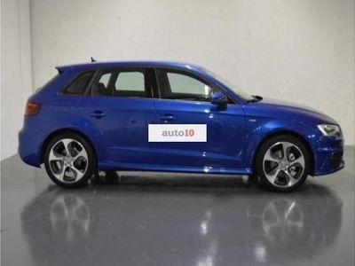 usado Audi A3 1.6 TDI CD S line 110CV