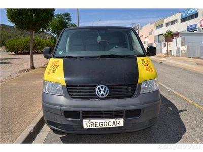 usado VW Transporter diesel