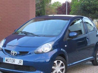 brugt Toyota Aygo 1.0 VVTi Blue