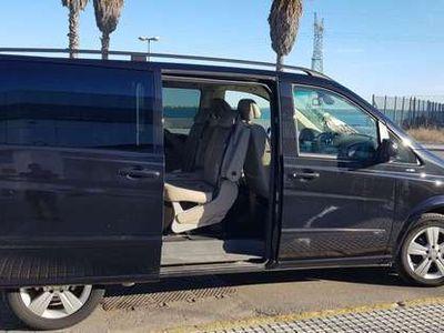usado Mercedes Viano 2.0CDI Trend Largo 4M Aut.