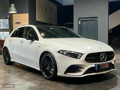 usado Mercedes A35 AMG A 35 AMG4Matic+ 7G-DCT