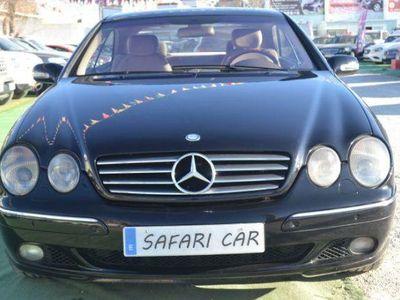 usado Mercedes CL500 CL Clase