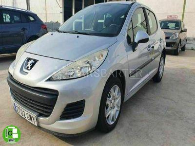 usado Peugeot 207 5p Confort 1.4i 75 5p